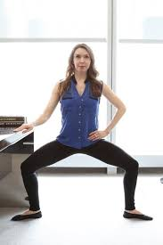 Yoga Poses You Can Do At Your Desk Best 25 Office Yoga Ideas On Pinterest Any Job Hilary Baldwin