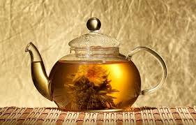 Lotus Flower Tea - wallpaper kettle knitted tea chinese mat lotus flower images