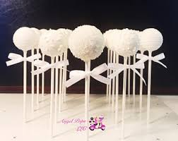 wedding cake pops etsy your place to buy and sell all things handmade