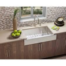 Undermount Kitchen Sinks Elkay Ectru30179r Crosstown 30 Single Bowl Undermount Kitchen Sink