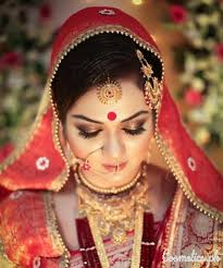 latest indian bridal eye makeup 2016 golden brown