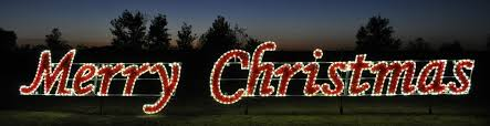 merry christmas signs merry christmas sign commercial series warm white 1121 w