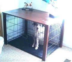 dog kennel side table dog cage furniture dog cage furniture dog kennel coffee table dog