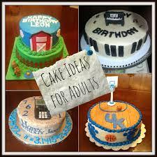 birthday cake ideas adults