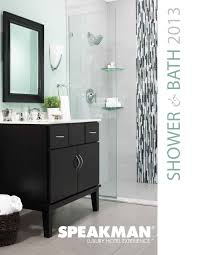 introducing the new 2013 shower and bath catalog speakman company