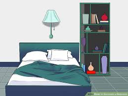 How To Furnish Bedroom How To Decorate A Bedroom With Pictures Wikihow
