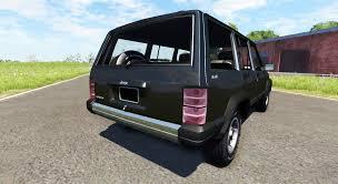 jeep van 2014 cherokee 1984 for beamng drive