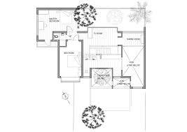 Tv House Floor Plans Gallery Of Nugegoda House Chinthaka Wickramage Associates 18