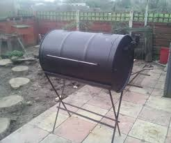 drum bbq smoker no welding 9 steps with pictures