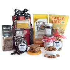 gift baskets nyc nyc power breakfast gourmet gift basket holbrook cottage