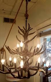 chandelier antler lamp black chandelier deer antler table lamps