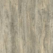 Interlocking Vinyl Flooring by Mohawk Lindale Plus 8 75 In W X 47 75 In L Antique Sable Floating