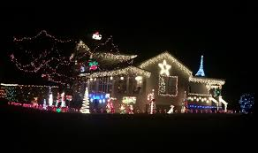 christmas light show ct cny christmas fanatics can you top these dazzling holiday light