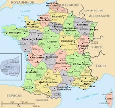 Provence Map Map Of France Showing Regions Partywithorangecounty