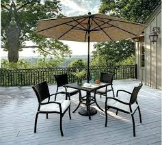 Patio Table Umbrella Inspirational Outdoor Patio Set With Umbrella Or Patio Table