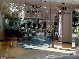 bentley showroom pics bentley continental gt flying spur gtc page 22 team bhp