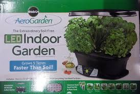 amazon com miracle gro aerogarden extra led indoor garden with