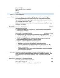 Cosmetic Resume Examples by Fancy Design Cosmetology Resume Samples 6 Hair Stylist Resume