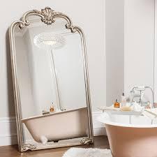 Ornate Bathroom Mirror Mirrors Amusing Large Ornate Mirrors Large Ornate Mirrors For