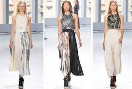 parades fashion week dates fall winter 2015 in new york