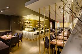 Indian Restaurant Kitchen Design by Indian Accent Inventive Indian Cuisine In New York