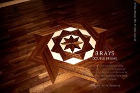 parquet flooring hardwood floor border medallion inlays wood