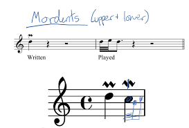 how to play ornaments trills mordents and more pianotv net
