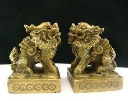 pixiu statue aliexpress buy pair brass statue pi xiu pi yao feng shui