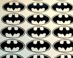 batman symbol etsy