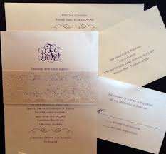 wedding invitations orlando wedding invitations orlando maureen h stationery and