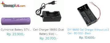cara membuat powerbank menggunakan baterai abc baterai 9v dengan dua baterai lithium ion