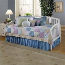 daybed white trundle