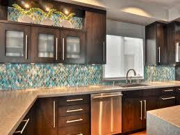 Concrete Tile Backsplash by Backsplash Design Ideas Shapely Bar Stools Shapely Wooden Bar
