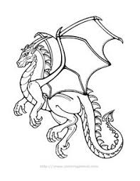 coloring pages dragon mania legends doodle dragon urban threads unique and awesome embroidery designs