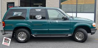 Ford Explorer Custom - gotshadeonline custom vehicle wraps tinting and paint protection
