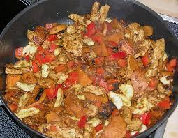 kreolische küche kreolische fleischpfanne rezept mit bild mcmoe chefkoch de