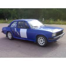 opel ascona sport lexan fönster lexan rutor för motorsport rally racing
