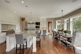 grand white and transitional kitchen designed by melissa horman