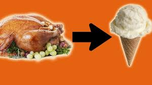 thinking of you on thanksgiving can you ice cream thanksgiving youtube