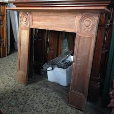 original timber fireplace surrounds federation trading