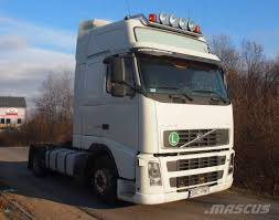 volvo truck ad used volvo fh 12 440 low deck 2006 xxl globetrotter tractor units