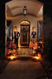 The Scariest Halloween Decorations Diy Halloween Decorations Spooky Garland Fall Door Decor Sink And