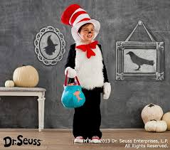 Cat In The Hat Costume Dr Seuss U0027s Cat In The Hat Costume Pottery Barn Kids