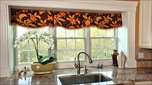 Modern Kitchen Valance Curtains by Kitchen Kitchen Window Treatments Valances Modern Kitchen Window