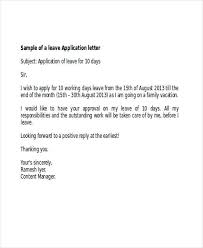 46 application letter examples