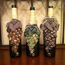 decorated wine bottles decorated wine bottles bottle and decorating