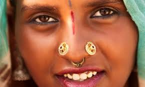 hindu nose ring indian women according to tradition should indian women get