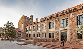 cu boulder u0027s ketchum arts and sciences building retains historical