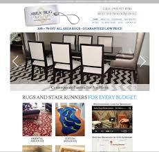 Area Rugs Kansas City by Website Design Portfolio Lure Creative