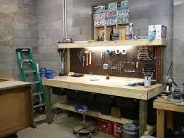 garage workbench build garage workbench and shelves diy building